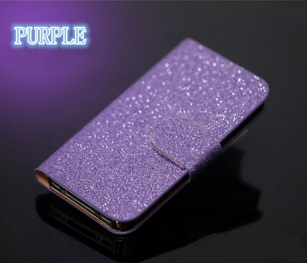 1 Piece Only Fashion Women Girl Style PU Leather Wallet Flip Phone Cases For Samsung Galaxy NOTE 5+Stand Function(Sale Items)