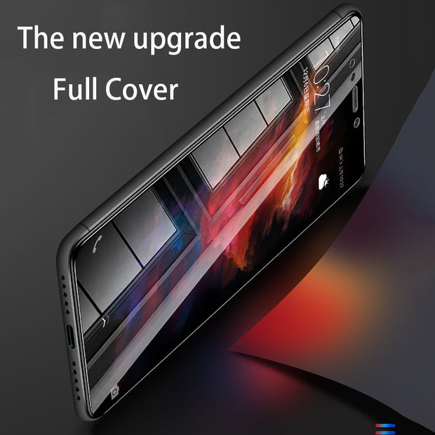 2.5D For Xiaomi Redmi 5 Plus Case Full Cover Tempered Glass For Xiaomi Xiomi Xiami Redmi 5plus 5plu 4gb 5.99inch Protective Film