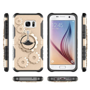 Heavy Duty Holder Phone Case Cover For Samsung S7 Edge S8 S9 Plus Note 8