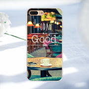 2018 Colorful Soft TPU Case For IPhone X Case Cover Soft Silicone Cover Cases For IPhone 7 7 Plus X 8 Plus 6 6S Plus Luxury Case