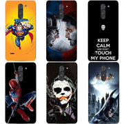 2018 World Cup Football Phone Case For LG Ray X190 / Zone X180 X Mach / Xmach Soft TPU Cover Super Hero Silicon Capa
