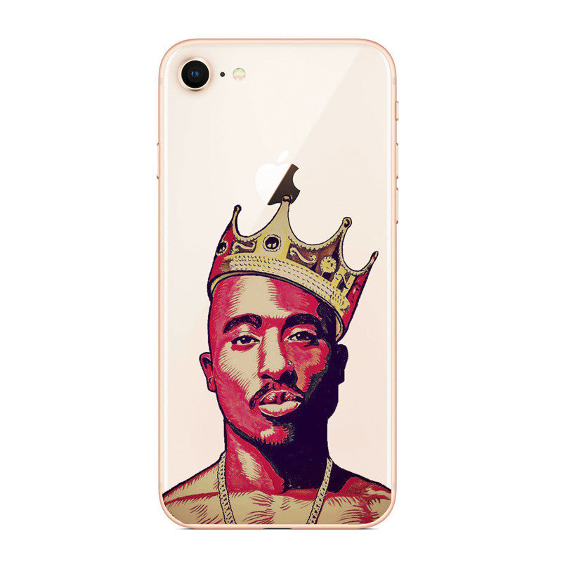 coque iphone 8 2pac
