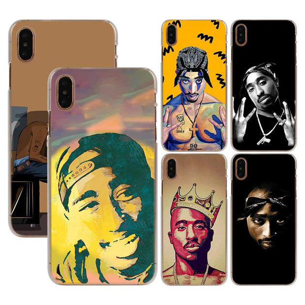 coque tupac iphone xs