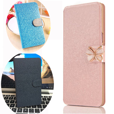 (3 Styles) Hot Luxury For Huawei Honor 8 Honor8 Case Xiomi Wallet PU Leather Case For Huawei Honor 8 5.2iinch Stand Flip Cover