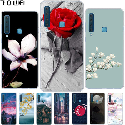 A9S For Fundas Samsung A9 2018 Case 6.3 Inch Silicone Cover Soft Case For Samsung Galaxy A9 2018 Case Coque 9 A A9 Street A920