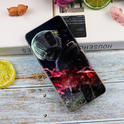 Anime Tokyo Ghouls Hot Fashion Transparent Case For Samsung Galaxy A3 A5 A9 A7 A6 A8 Plus 2018 2017 2016 Star A6S Note 9 8 Cover