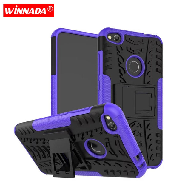 Armor Hybrid Silicone Hard Cover For Huawei P8 P9 P10 P20 Lite 2017 Nova 2i 3i Y3 Y5 Ii Y6 Y7 Prime Y9 2018 Mate 10 P Smart Case