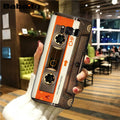 Babaite Retro Camera Cassette Tapes New Personalized Phone Case For Samsung GALAXY S6 Edge Edge Plus S7 Edge S8 Plus S9 Plus