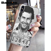 Babaite Wagner Moura Narcos Customer High Quality Phone Case For IPhone 8 7 6 6S Plus 5 5S SE XR X XS MAX Coque Shell