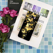 Beautiful Butterfly Hot Fashion Transparent Case For Samsung Galaxy S4 S5 Mini S6 S7 Edge S8 S9 S10 Plus Lite Note 9 Cover