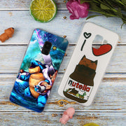 Best Pokemons Hot Fashion Transparent Case For Samsung Galaxy A3 A5 A9 A7 A6 A8 Plus 2018 2017 2016 Star A6S Note 9 8 Cover