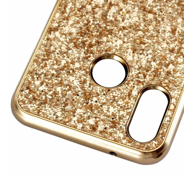 Bling Glitter Case For Huawei P20 Pro Nova 3i Luxury Shining Powder Sequins Protective Cases For Huawei Mate 20 Pro Y9 2019