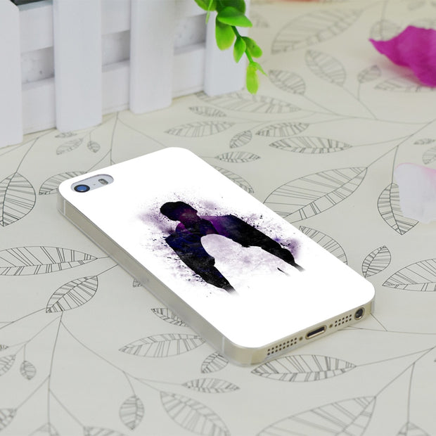 C0043 Jessica Jones Transparent Hard Thin Case Skin Cover For Apple IPhone 4 4S 4G 5 5G 5S SE 5C 6 6S Plus