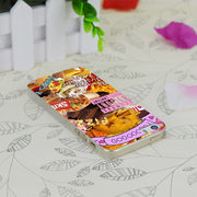 C0083 Junk Food Collage Transparent Hard Thin Case Skin Cover For Apple IPhone 4 4S 4G 5 5G 5S SE 5C 6 6S Plus