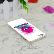 C0123 Kid Squid Splatoon Transparent Hard Thin Case Skin Cover For Apple IPhone 4 4S 4G 5 5G 5S SE 5C 6 6S Plus