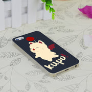 C0544 Moogle Transparent Hard Thin Case Skin Cover For Apple IPhone 4 4S 4G 5 5G 5S SE 5C 6 6S Plus
