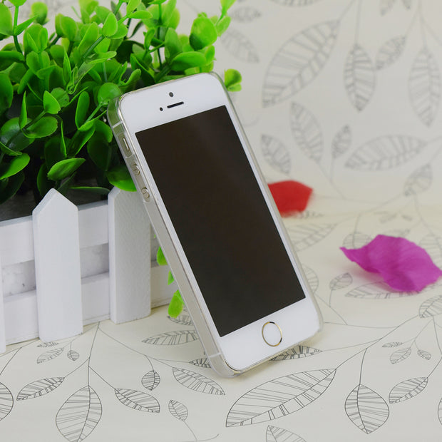 C0608 Mulan Transparent Hard Thin Case Skin Cover For Apple IPhone 4 4S 4G 5 5G 5S SE 5C 6 6S Plus