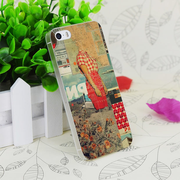C0759 Np 1969 Transparent Hard Thin Case Skin Cover For Apple IPhone 4 4S 4G 5 5G 5S SE 5C 6 6S Plus
