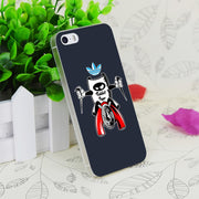 C0887 Paper Boy Control Marque Transparent Hard Thin Case Skin Cover For Apple IPhone 4 4S 4G 5 5G 5S SE 5C 6 6S Plus