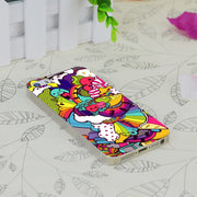 C0909 Party Party Time Kawaii Transparent Hard Thin Case Skin Cover For Apple IPhone 4 4S 4G 5 5G 5S SE 5C 6 6S Plus