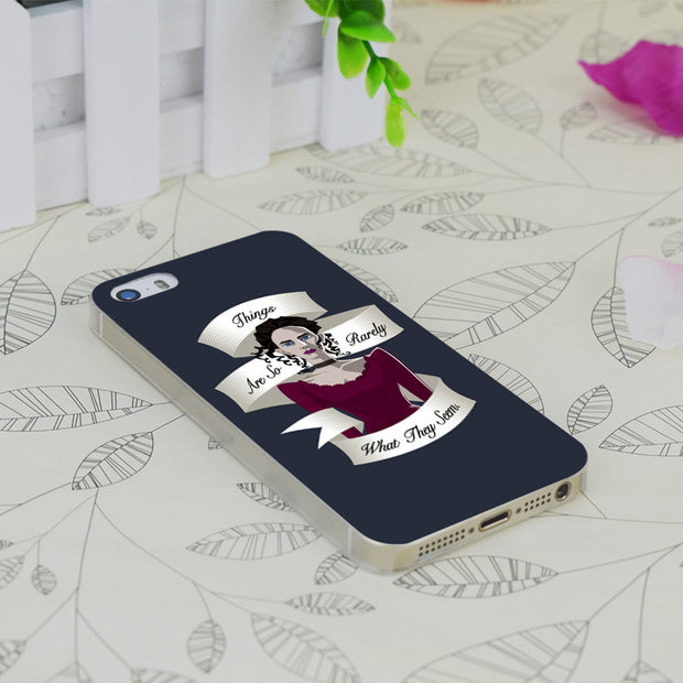 C0935 Penny Dreadful Transparent Hard Thin Case Skin Cover For Apple IPhone 4 4S 4G 5 5G 5S SE 5C 6 6S Plus
