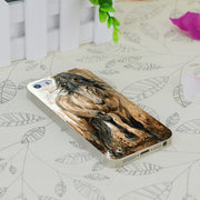 C1262 Running Horse Transparent Hard Thin Case Skin Cover For Apple IPhone 4 4S 4G 5 5G 5S SE 5C 6 6S Plus