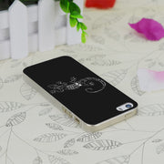 C1284 Salamander Transparent Hard Thin Case Skin Cover For Apple IPhone 4 4S 4G 5 5G 5S SE 5C 6 6S Plus