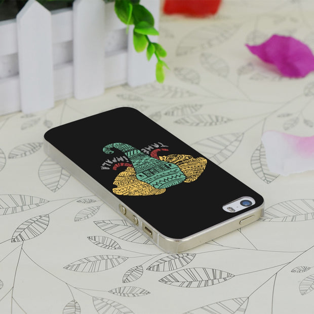 C1742 Tame Impala Elephant Transparent Hard Thin Case Skin Cover For Apple IPhone 4 4S 4G 5 5G 5S SE 5C 6 6S Plus