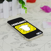 C1792 Terrence Freeman Snapchat Transparent Hard Thin Case Skin Cover For Apple IPhone 4 4S 4G 5 5G 5S SE 5C 6 6S Plus