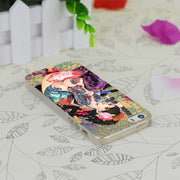 C2645 Anime Style Sexy Girl Transparent Hard Thin Case Skin Cover For Apple IPhone 4 4S 4G 5 5G 5S SE 5C 6 6S Plus
