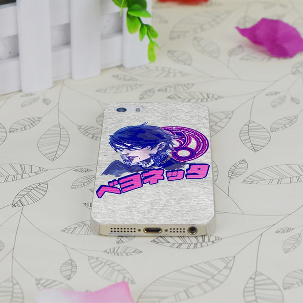 C2788 Bayonetta Transparent Hard Thin Case Skin Cover For Apple IPhone 4 4S 4G 5 5G 5S SE 5C 6 6S Plus
