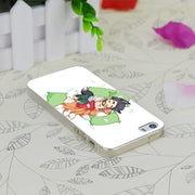 C2958 Bonus Sleepy Sterek Spin Transparent Hard Thin Case Skin Cover For Apple IPhone 4 4S 4G 5 5G 5S SE 5C 6 6S Plus