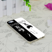 C3408 Death Note Transparent Hard Thin Case Skin Cover For Apple IPhone 4 4S 4G 5 5G 5S SE 5C 6 6S Plus