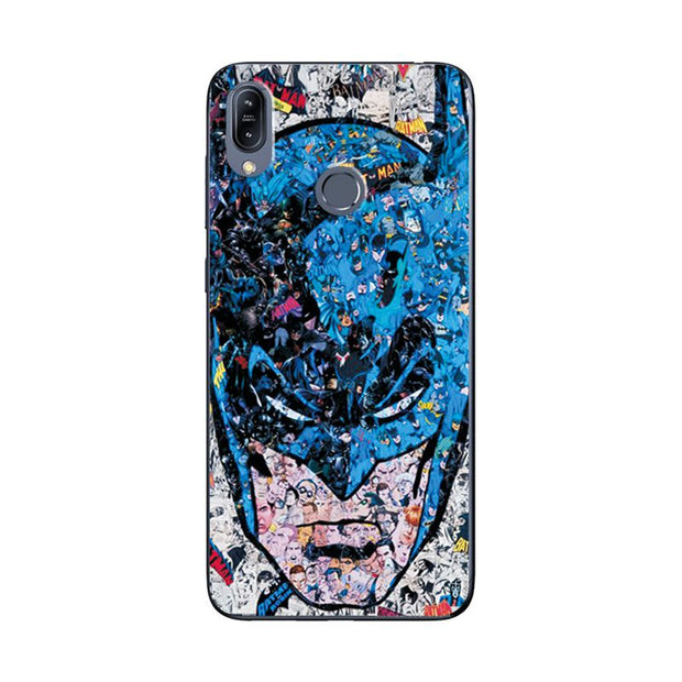 quality design 1c968 2cac3 Captain America Back Cover For Asus Zenfone Max M2 ZB633KL Novelty Silicone  Phone Case For Asus Zenfone Max M2 ZB633KL 632KL
