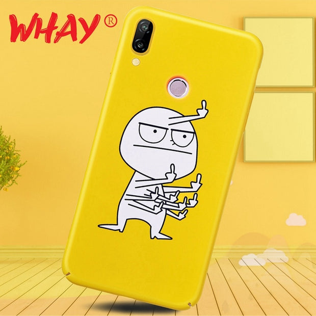 buy popular 45756 7182a Cartoon Anime Case For Huawei Honor 9 Lite Coque Silicone Back Cover Cute  Case For Huawei Honor 9 P9 P10 P20 Lite Cases Hard PC