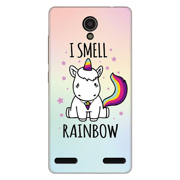 Cartoon Unicorn Cases For ZTE Blade L7 Case Silicone 5 0