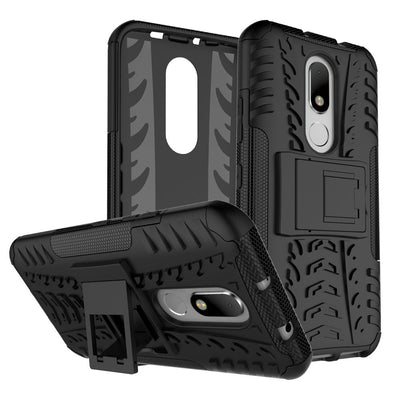 "Case For Motorola Moto M 5.5"" Fundas Cases Dual Armor Capa Hard Silicone Back Cover For MOTO M XT1662 Phone Case Bags Coque"