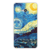 Case For Nokia 640 Soft Silicone TPU Cool Patterned Painting Phone Cover For Nokia 640 Case