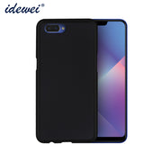 Case For OPPO A5 Cover Soft TPU Silicone Back Cover For OPPO A5 Fandas Capa Phone Protective Case