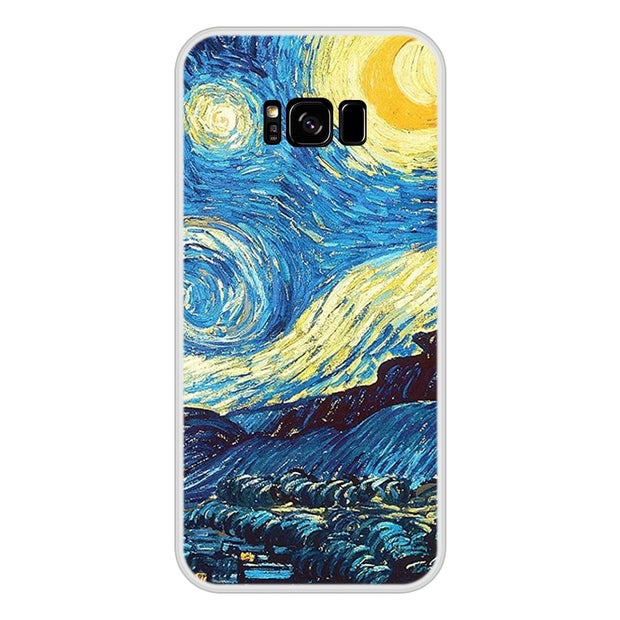 Case For Samsung Galaxy S8 Plus S 8 Plus Soft Silicone TPU Cool Pattern Printed Phone Cover For Samsung S8 Plus S 8 Plus Case