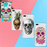 Case For IPhone X 8 5 5S SE 6 6S 7 Plus For Samsung Galaxy A3 A5 J3 J5 J7 2016 2017 S7 Edge S8 For Xiaomi Redmi 4A 4 Pro Note 4x