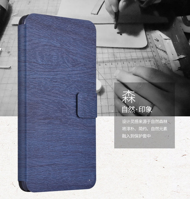 Case On Honor 7a Cover Luxury Wallet Pu Leather Phone Case On Honor 7a Pro Flip Cover For Huawei Honor 7C Pro Y5 Y6 Prime 2018