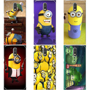 Case For Motorola Moto G4 / G4 Plus Case Silicone Ultra Thin Soft TPU Rubber Back Flower Cartoon Print Cover