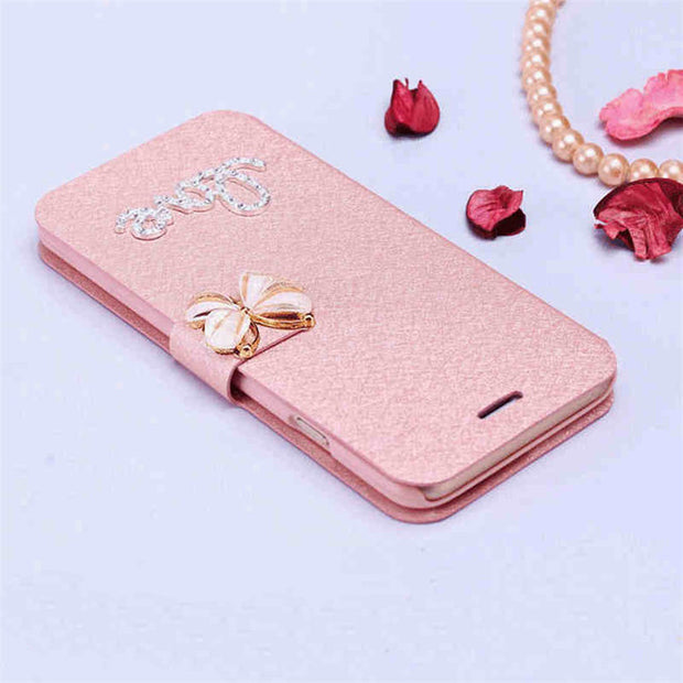 Case For Samsung Galaxy J5 J7 A7 A5 J3 2015 2016 J500 J700 A700 A710 J320 J300 A510 A500 Stand Card Holder Phone Bag Flip Cover