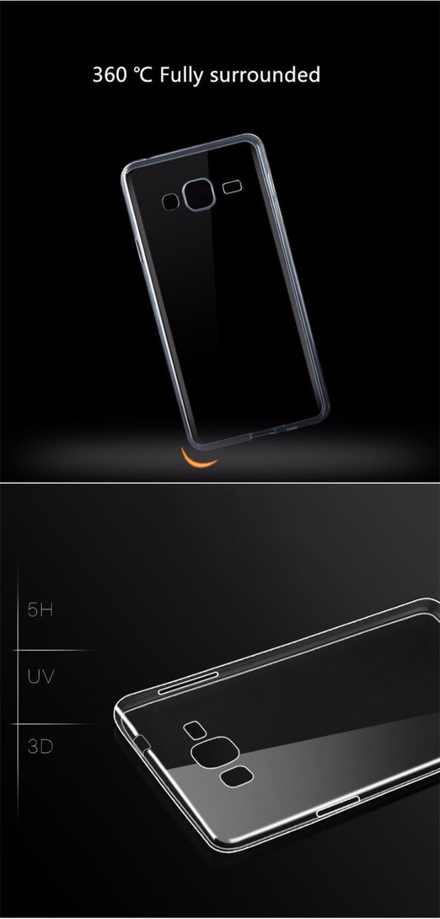 Case For Samsung Galaxy J3 J310 2016 Case Cover Ultrathin Transparent TPU Soft Cover Protective For Samsung Galaxy J3 J3110 Case
