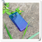 Color Silicone Soft Phone Case For Xiaomi Redmi 4 Ultra-thin Protective Cover For Redmi 4X Shell Base Transparent Blue Pink