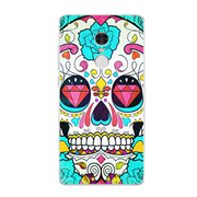 Color Skull Christmas Navidad Noel Case For Xiaomi Redmi 3 3S 4A 4X 4 4S Note 3 5A 4 4X Case Back Cover