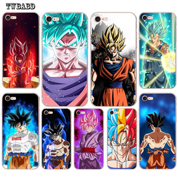 fundas iphone x dragon ball