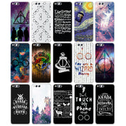 DREAMFOX M029 Harry Potter Hogwarts Soft TPU Silicone Case Cover For Xiaomi Mi Note 2 3 4 5 6 8 SE M5 4C 4S 5C 5S 5X 6X A1 Plus