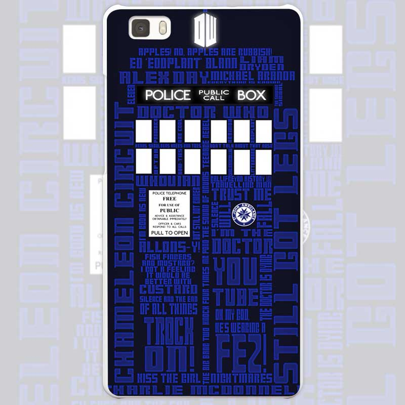 huawei p10 lite coque doctor who